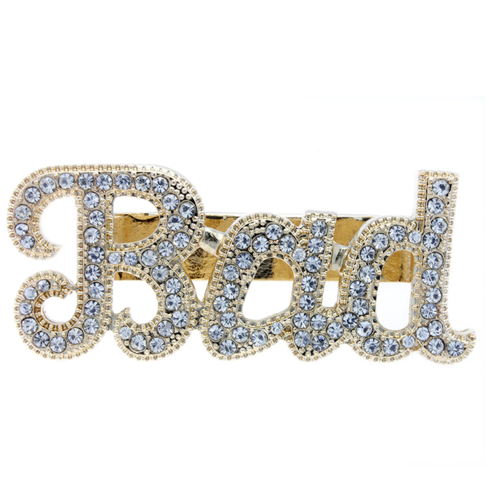 Gold Quot Bad Quot 3 Finger Ring Similar To One Seen On Lana Del Ray