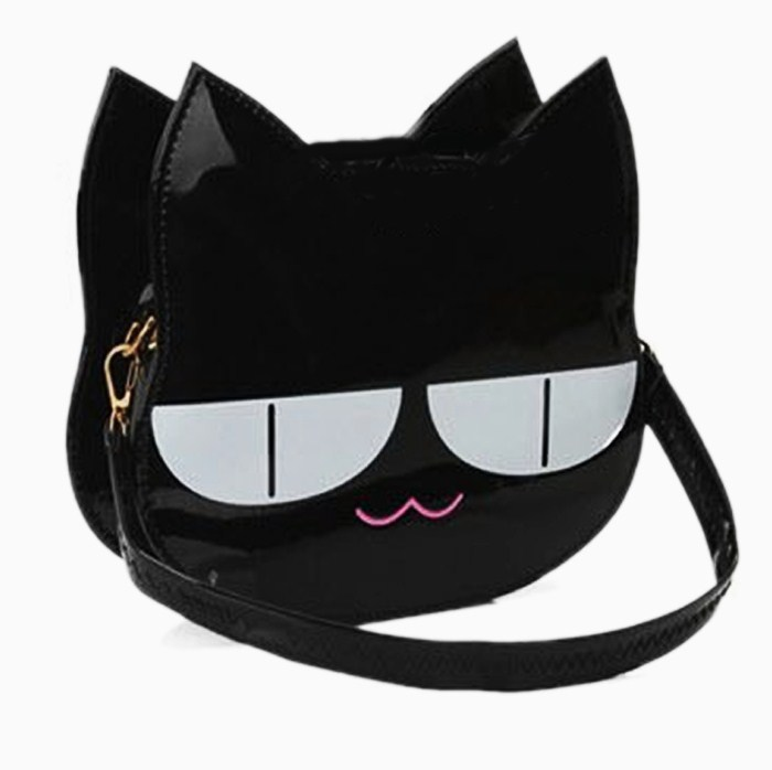 Black Cat Shoulder Bag 51
